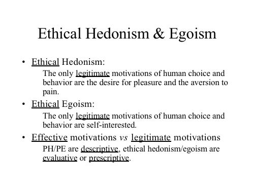 theories of ethical and pshchological egoism essay Modern ethical theories essay modern ethical theories psychological egoism vs ethical egoism when we discuss modern ethics there are two theories.